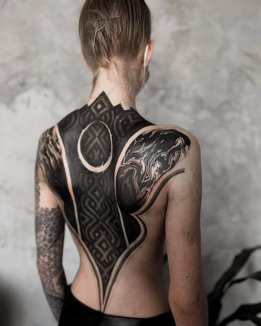 So-gorgeous-collaboration-by-@diamante_murru-amp-@youngheartedtattoo