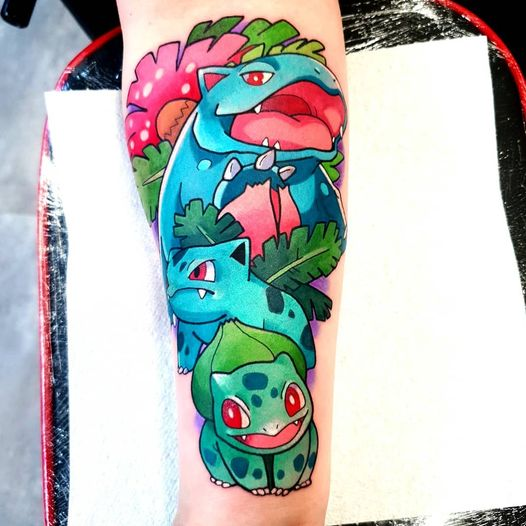 Super-cute-tattoo-by-@sabstars-Very-talented-female-artist-from